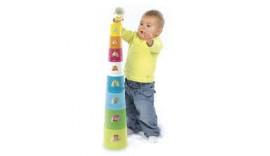Чарівна вежа Smoby Cotoons 73 см (110407) 12m+