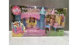 Mattel Barbie Kelly *Bouncy Fun Castle* 2002  56972