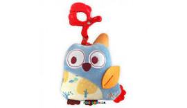 Підвіска музична Сова Baby Mix P-1140-4892 OWL