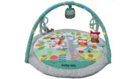 Дитячий ігровий розвиваючий коврик baby mix q/3429-da00 3m+