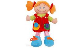 Плюшева лялька Alexis GIRL Baby mix EF-TE-8081-38BC