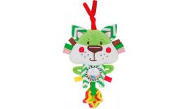Canpol babies - Іграшка плюшева розвиваюча Лісові друзі 0m+