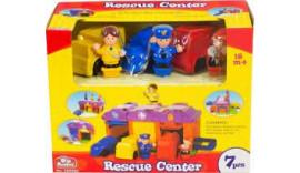Набір Redbox: рятувальні машини  25058A 18м+