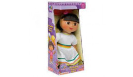 Лялька ДОРА Фішер-Прайс щодня T5463 3+