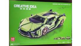 Конструктор Mould King Lamborghini Sian 10011 1133 pcs 14+