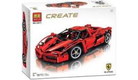 "Конструктор Bela 10571 (аналог Lego 8653) ""Enzo Ferrari (Енцо Феррарі)"" 1 398 дет"