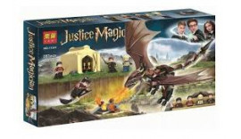 Конструктор LARI Justice Magician 11341 287 pcs 6+