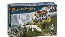 Конструктор LARI Justice Magician 11347 448 pcs 6+