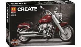 Конструктор Create LARI 11397 6+ Harley-Devidson 1023 pcs.