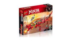 Конструктор Ninja 417дет 270 6+