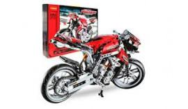 Конструктор мотоцікл JiSi 3353 6+ 431 pcs.