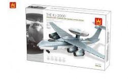 WANGE 5005 Літак - KJ-2000 AWACS 6+