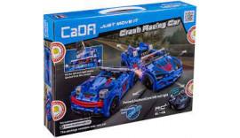 """Конструктор CaDa C51052W Technic 51052 """"Синій Супер Спорткар"""" з акумулятором 585 дет 6+"""