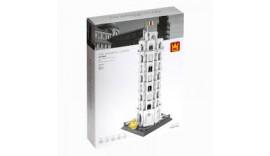 Архитектура WANGE Пизанская Башня 5214 1392 pcs 10+