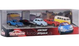 Набір машинок Vintage Giftpack 205 2013 3+