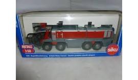Пожежна машина цистерна  SIKU 1/50 2105