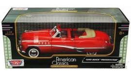 Машина motor max 1/18 73100J 1949 buick rodmaster 8+
