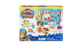 """Hasbro Play-Doh B3418 Ігровий набір """"Крамничка домашніх вихованців"""" 168 g 3+"""