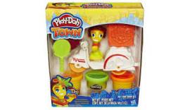 """Набор пластиліна Play-Doh Town """"Доставка піци"""" B5976  140g 3+"""