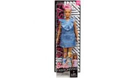 Лялька Barbie Fashionistas Пампушка із рожевим волоссям (FBR37/FJF55) Mattel