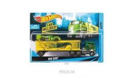 Машина далекобійника Hot Wheels в асортименті (BDW51) Mattel