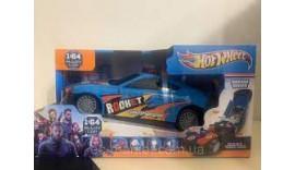 Ігровий набір Машина Hot Wheel 8645 1/64