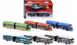 "Трамвай.Автобус Siemens Avenio Tram,Man Lion""s Citi G 3+"