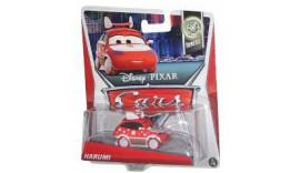 Mattel машинка Cars HARUMI Y7193 3+