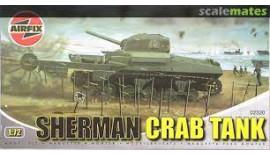 Танк AIRFIX A02320V SHERMAN CRAB,1/76