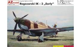 Літак Ik-3 Early 1/72 AZ7297