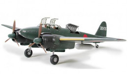 Літак Nakajima J1N1-Sa (Ірвінг) 1/48