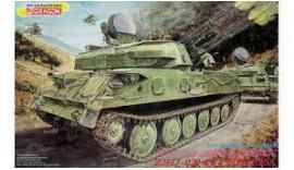 Cамохідна зенітна система ZSU-23-4 Shilka 1/35 Dragon