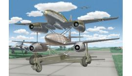 """Літак """"Ме-262"""" MISTEL 1/48 5541"""