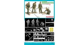 Солдати Німецькі мінери 1/35 6280 Dragon II WW