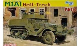 Напівгусенечна машина піхоти M3A1 3в1 1/35 1939-45 рік