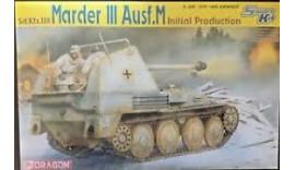 Самоходка Sd.Kfz.138 Marder III Ausf.M 1/35 6464 Dragon II WW