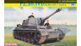 Танк Pz.Sfl.IVb мех 10,5см le.FH18 / 1 (Sf.) Ausf.A 1/35 6475 Dragon