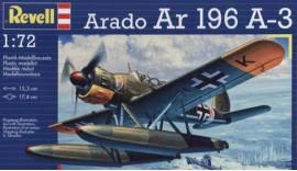 Гідролітак Arado Ar 196 A-3 1/72