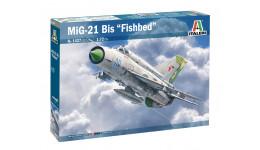 "Літак MIG-21 Bis ""Fishbed"" 1/72 1427 14+"