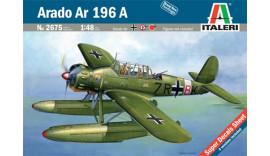 Літак ARADO AR 196 A - 3 2675 - Масштаб 1:48