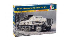 15 см. PANZERWERFER 42 AUF SD.KFZ. 4/1 6546 1/35