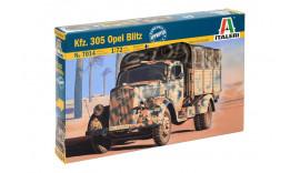Вантажівка OPEL BLITZ 1/72 7014