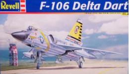 Літак F-106 Delta Dart 1:48