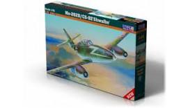 Літак Me-262B-Ia Doppelsitzsiger 1/72 D215 Mister craft