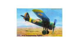 """Польский истребитель PZL P-7A """"Transylvanian Fighter"""". B-37 1/72"""