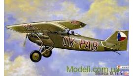 Літак Skoda D.1 1/72 B9 MasterCraft