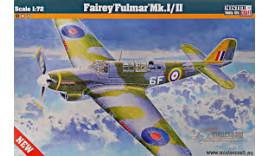Літак Fairey Fulmar Mk.I/II 1/72 D217 Mister craft