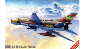 Літак Su-20M2 Los Tigres MISTERCRAFT, 1/72 D46