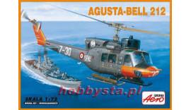 Вертоліт Agusta-Bell 212 1/72 00073 Aero