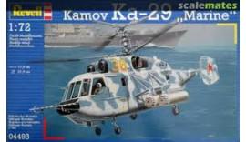 "Вертолет Kamov Ka-29 ""Marine"" 1/72 04493"